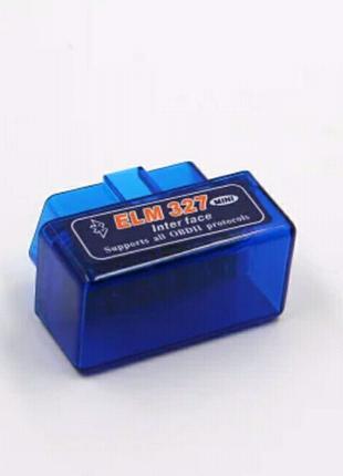Адаптер Для Диагностики Автомобиля OBD2 ELM327 Mini BT 4113