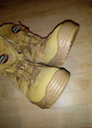 Тактические, трекинговые ботинки