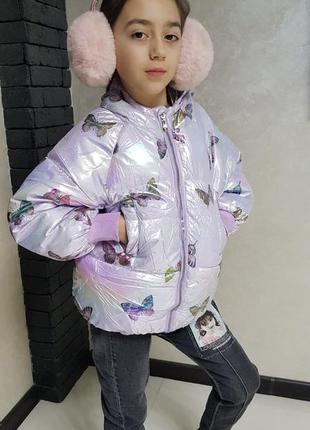 Куртка детская для девочки демисезон