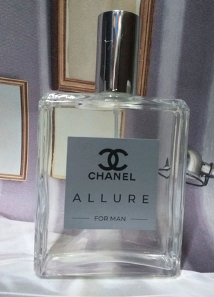 Allure Homme Sport Chanel 100 мл, Туалетная вода, Тестер, Духи,