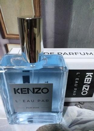 Kenzo L'eau Par Man 100 мл, Духи мужские, Туалетная вода, Духи