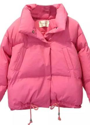 Прикольная яркая женская куртка осенне/весенняя, новая