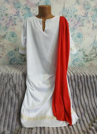 Греческая туника для мальчика,костюм римлянина, карнавальный к...