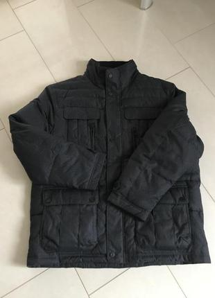 Куртка мужская зимняя экопух westbury размер 60