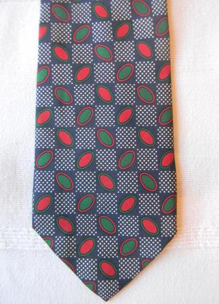 Муж.галстук boss hugo boss,100%шелк,оригинал