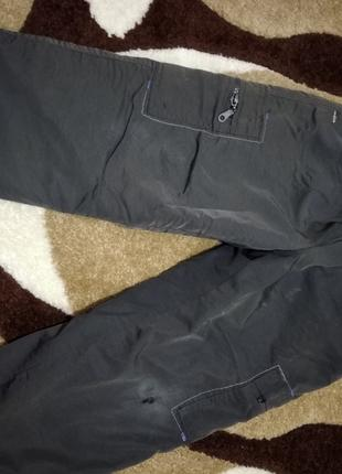 Утеплені штани