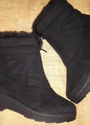36р-23 см ботинки  rohde made in germany на шерсти