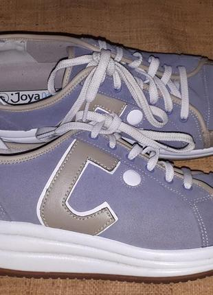 43р-29 см замша  ботинки joya ortholite унисекс