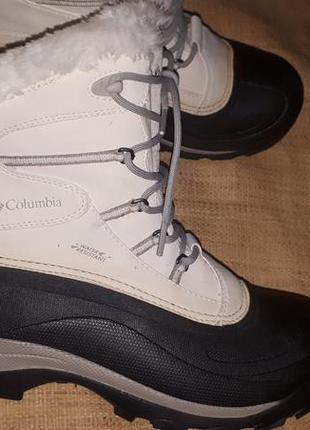 41р-27.5 ботинки  columbia