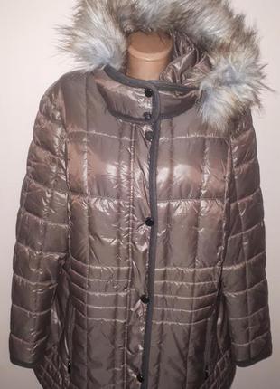 48  50 евро charles vogele  куртка