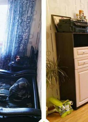 Уборка квартир, офисов.