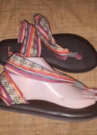 Sanuk обувь оригинал