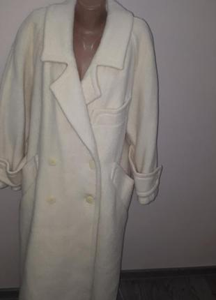 Большемерит шерсть очень красивое пальто promise