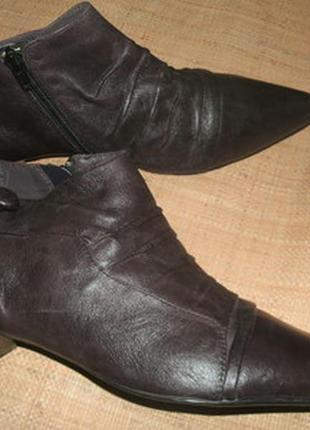 37р-25 см кожа новые marc softwalk