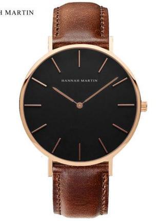 Мужские наручные часы «Hannah Martin» в классическом стиле