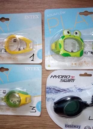 Очки для плавания,детские очки