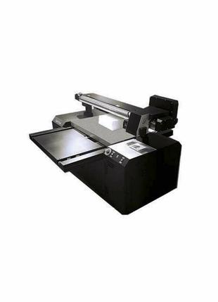 Широкоформатный гибридный уф принтер