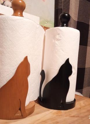 Держатель для бумажных полотенец / Тримач паперових рушників