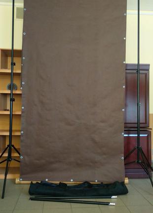Держатель фона для студии