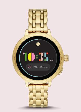 Умные женские часы kate spade smart watch розумний смарт жіноч...