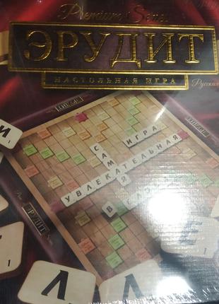 Игра Эрудит