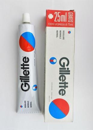 Крем для бритья gilette regolare 100 мл