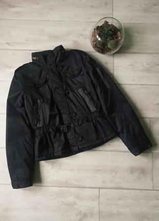 Женская укороченая куртка alpha industries