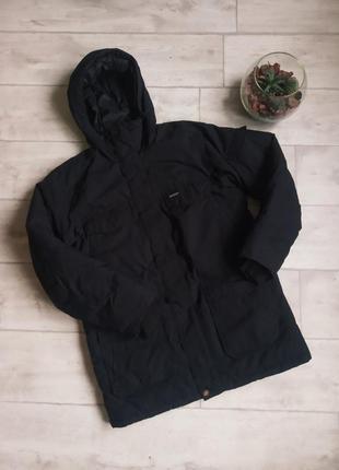Зимняя куртка парка пуховик everest