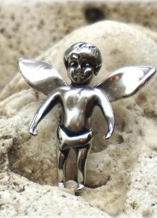 Подвеска-амулет талисман ангел