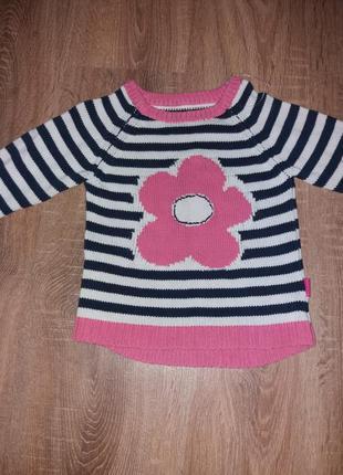 Детский свитер на 2-3 года