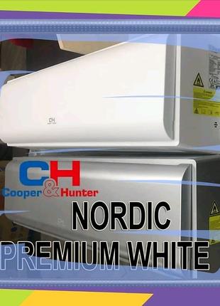 Кондиционер COOPER&HUNTER CH-S09FTXN-PW до 25 кв.м. инверторный