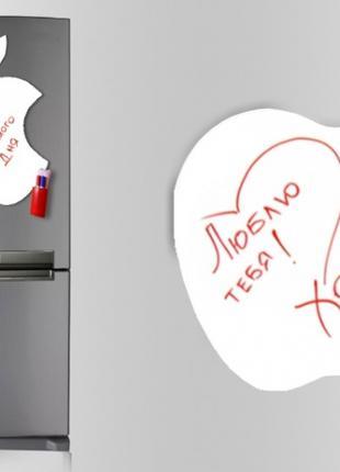 Магнитная доска для маркера Apple 40*43см 100069