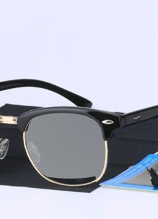 Очки  антибликовые , для вождения  uv400, солнцезащитные +футляр