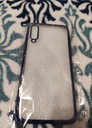 Чехол силиконовый Samsung A50