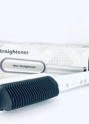 Расческа выпрямитель fast hair straightener HQT-909B