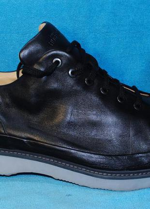 Кожаные ботинки samuel hubbard 48 размер