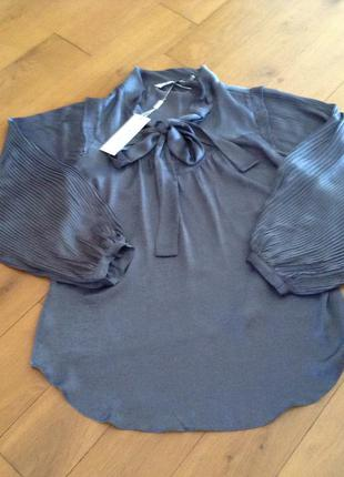 Крутая блуза модная красивая последняя коллекция and less