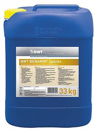 Жидкий хлор BWT Benamin Sporex 33 kg