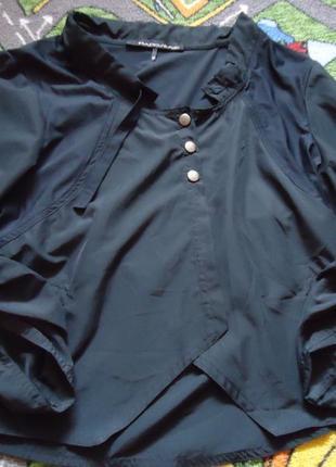 Стильная дизайнерская куртка ветровка mado et les autres **