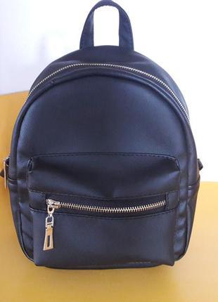 ❤️sale❤️очень красивый качественный рюкзак экокожа / классичес...