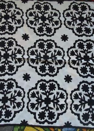 Шелковый платочек, платок на шею christian fichbacher, оригинал
