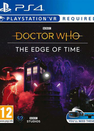Doctor Who The Edge of Time (VR) дляPS4