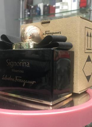 Salvatore ferragamo signorina misteriosa парфумована вода жіно...