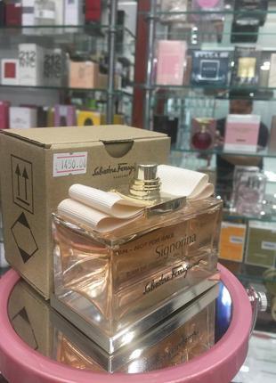 Женская парфюмерия (тестер) salvatore ferragamo signorina eleg...