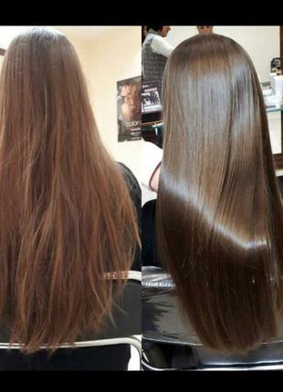 Ботокс для волос 'делай сама дома' италия seven touch botulin ...