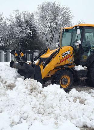 Уборка, чистка, вывоз снега Киев