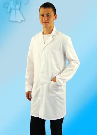 Халат медицинский мужской
