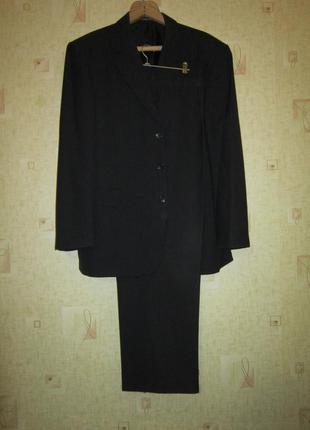 Классический деловой мужской костюм old president club