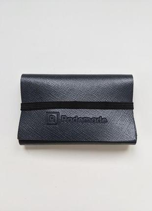 Компактный кошелек на резинке