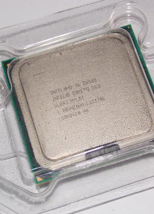 Процессор Intel® Core™2 Duo E8400 (Socket LGA775)